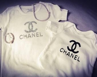 Designer Child Shirt or Onsie