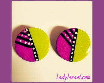 Tribe Earring studs