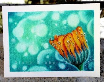 Marigold- Original Artwork