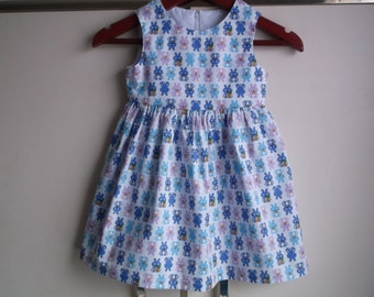 Cute bunnies dress