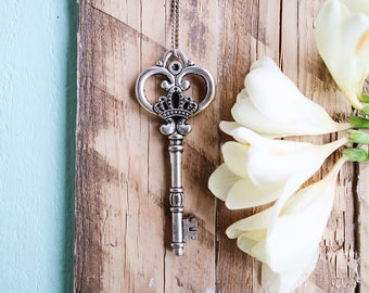 Key necklace | BFF | gift for her
