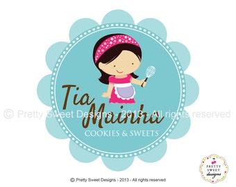 Character Logo Design, Illustration Logo, Custom Design With Illustration For Your Business Or Online Shop