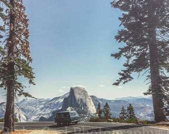 That 70's Dome (Yosemite National Park)