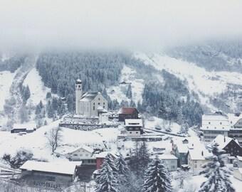 Switzerland in Snow