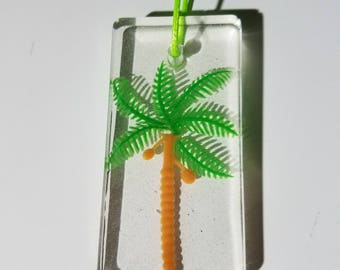 Resin palm tree relax fun unique
