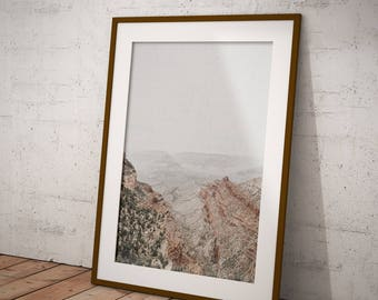 Grand Canyon, Desert Print, Bohemian Decor, Instant Download, Print, Printable, Wall Art, Wall Decor, Printable Art, Home Decor, Art Print