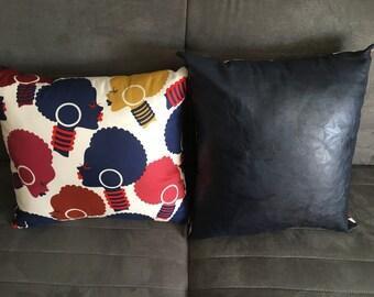 Afrocentric Pillow