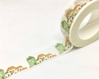 Town Washi Tape 15mm x 10m