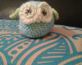 Small Stuffed Owl