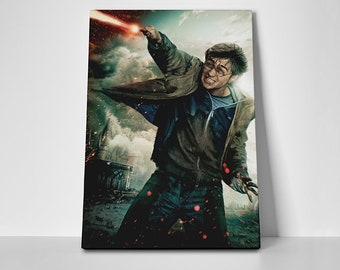 Harry Potter Poster or Canvas