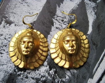 OWL GODDESS Earrings