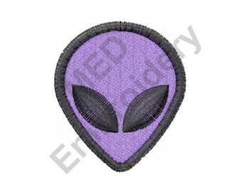 Alien - Machine Embroidery Design