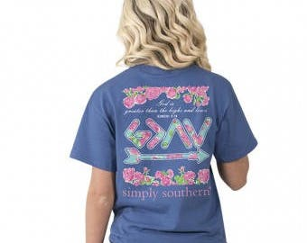 Simply Southern® PREPPYROMANS-MOONRISE