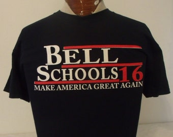 Widespread Panic inspired Bell/Schools for President.