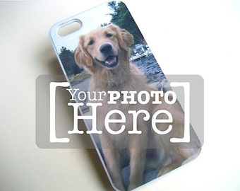 iPhone case - Personalized iPhone 5 case - Accessory for iPhone 5 cell phone case - iPhone photo CHOICE of case color