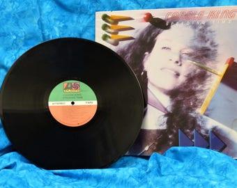 Speeding Time by Carole King ~ LP Vinyl Record ~ Vintage Album