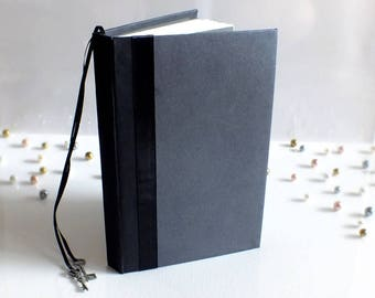 Black And Gray Journal