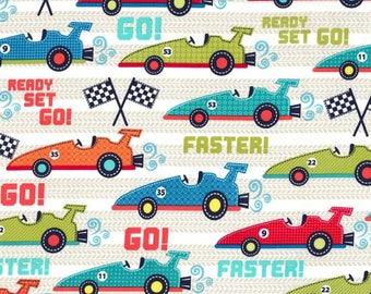 MICHAEL MILLER fabric CX5767-MULT-D : Faster / Cut 50x55 cm