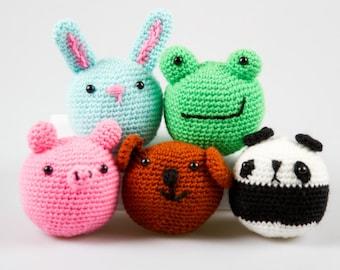 Amigurumi Toy Crochet Pattern Crochet Stuffed Animal Amigurumi Animal Crochet Toys Crochet Toy Patterns Crochet Amigurumi Doll Pattern P022