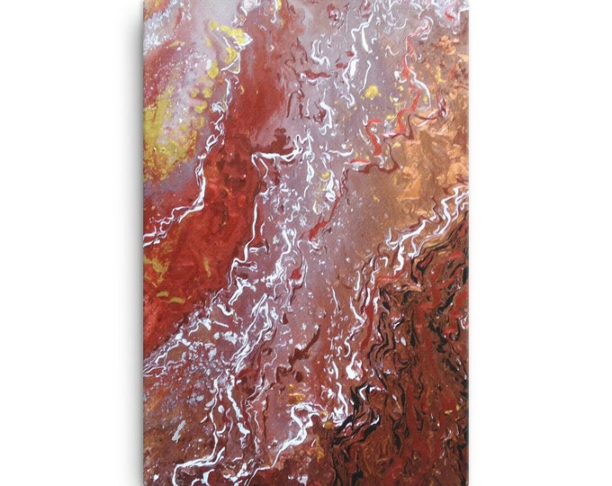 Cheron Canvas Print