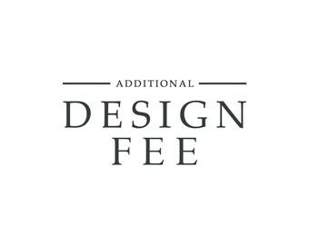 Design Fee for Chelsie