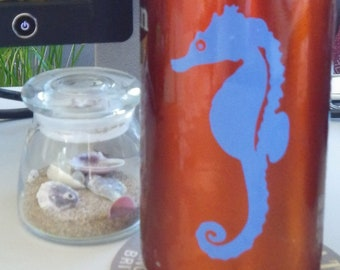 Seahorse, SMALL, Kayak Decal