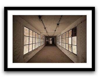Industrial Wall Art, Urban Decay Art, Industrial Wall Art, Industrial Home Decor, Photography Fine Art, Urbex Wall Art, Abandoned Building