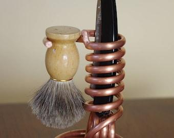 Copper Razor Holder