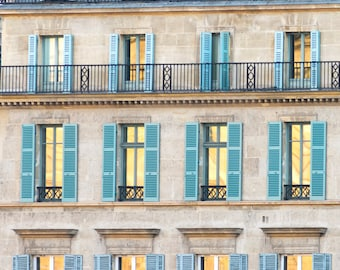Custom Listing for Lise, Dawn Reflected, Paris, Travel Fine Art Photograph, Large Wall Art, French Home Decor