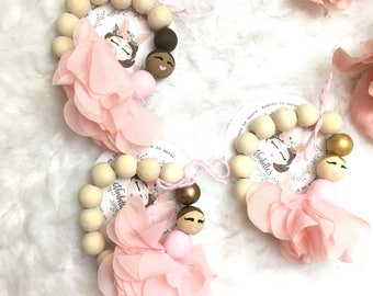 Dance recital gift, ballerina bracelet, Ballerina Jewelry, Dancer Jewelry, flower girl gift, Ballet gift, Girls Gift