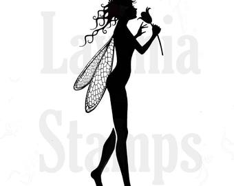 Lavinia Stamps Clear Rubber Stamp - Bria Rose