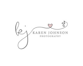 Photography Logo, Premade logo, Logo design, watermark, custom logo, photographer logo, business logo branding, Photography marketing  169