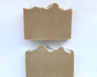 Patchouli Orange Soap• Vegan Soap, Handmade Soap, Cold Process Soap, Artisan Soap, Handmade, Gift, Gift for her, Patchouli Soap, Exfoliating