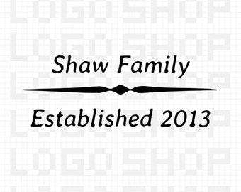 Family Established