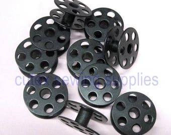 Bobbins For Seiko LSWN-8L, LSW-27BLK, LSW-287BLK Sewing Machines - Pack of 10