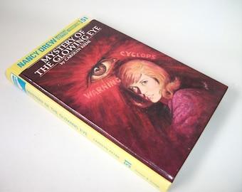 Nancy Drew Hollow Book Safe Mystery of the Glowing Eye Secret Stash Storage Jewelry Compartment Box