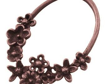 Antique Copper Connectors - Set of 8 - #CCON101