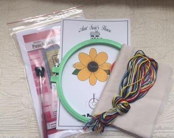 Beginners Punch Needle Kit