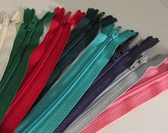 "SALE - YKK Zippers -  18"" #3 YKK Bags and Purses"