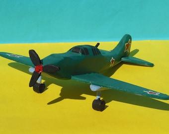 Il-2 Sturmovik Toy Airplane