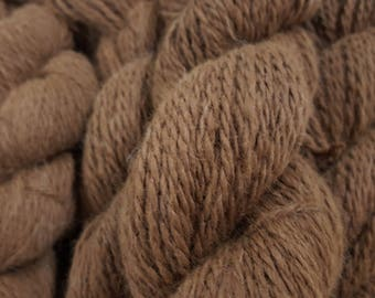 2 Ply Worsted Yarn 100% Alpaca