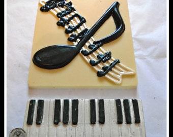 Chocolate Piano/Keyboard Music Gift/Musical instrument/Musician/Songwriter/Music Chocolate/Music Lover/Keyboard Player/Pianist/Piano Teacher