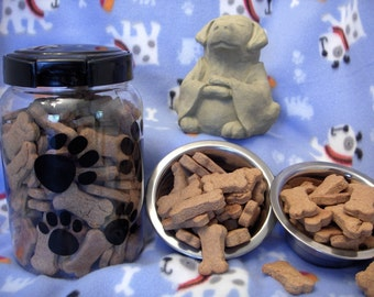 Callie's Peanut Butter Bones