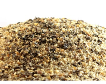 Lemon Pepper Blend - A blend of black pepper, lemon zest, lemon oil & more