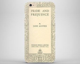 PRIDE AND PREJUDICE iPhone se case, iPhone se, iPhone 5s case, iPhone 5s cases, iPhone 5 cases, iPhone 5 case, iPhone se cases, iPhone case