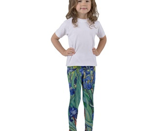 Vincent van Gogh, Irises - Kid's leggings