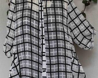 Designer Plus size and Regular size shirt, M to 3XL