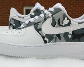 Custom Nike Air Force 1, ...