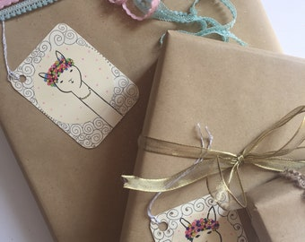 Just-for-Fun Note and Gift Tags, 8/pack, Perfect for an Extra Special Touch