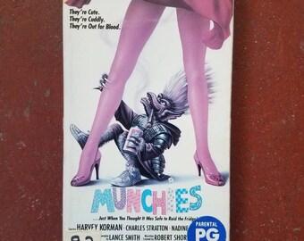 munchies vhs